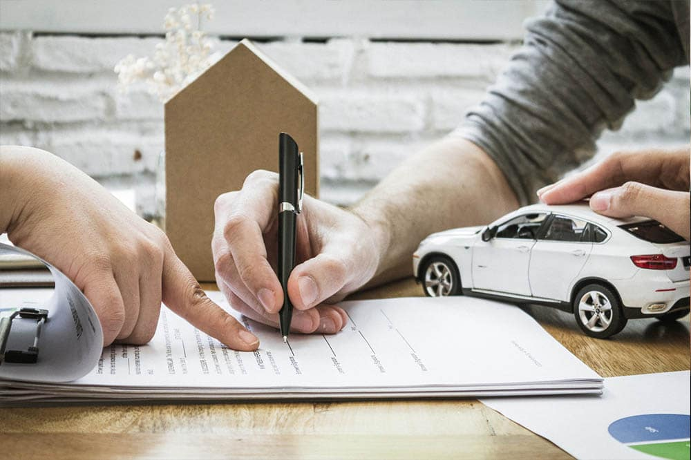 securing an Auto loan