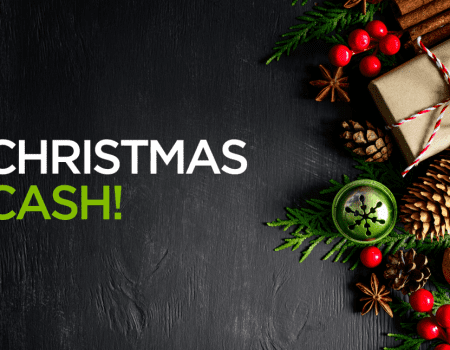 Win Free Christmas Cash and Rejoice