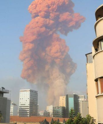 Powerful Explosion Shatters Beirut, Lebanon: Thousands Injured