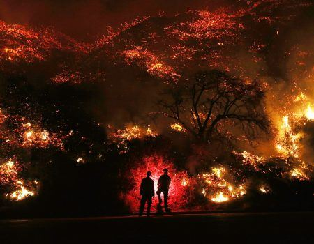 California Fires! 2020 Is Becoming an Unforgettable Year