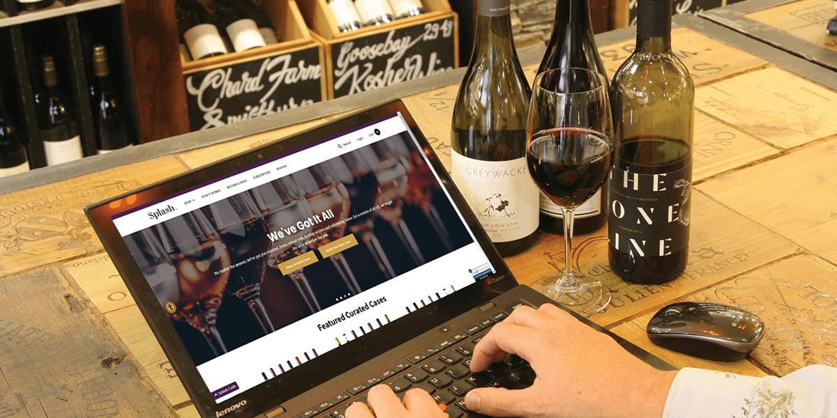 online wine stores