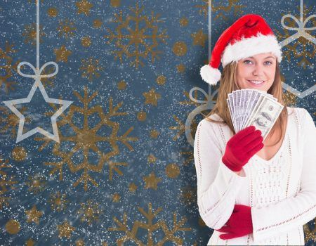 Win Free Christmas Cash from Online Surveys