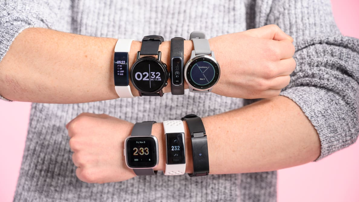 Best Fitness Trackers for the year 2020