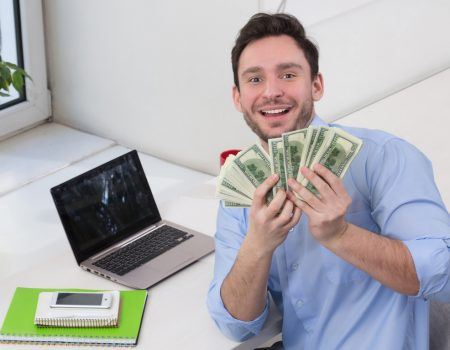 Work From Home: Take Paid Surveys and Earn